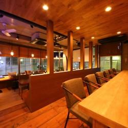 billowsカフェ&ダイニング店舗開発